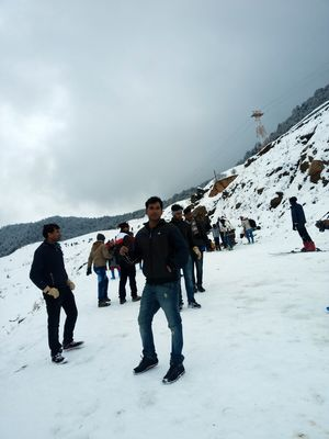 Auli Uttarakhand Trip