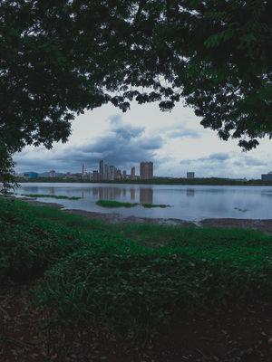 Scenic.  #cityscape #nature #mumbai