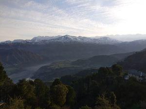 A Beautiful Evening At Chamba Himachal Pradesh