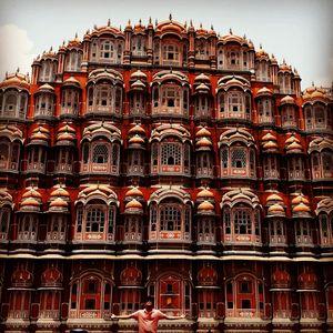 Pink City--Jaipur (Rajput's Pride)