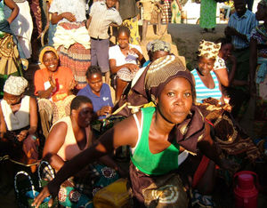 Backpacking across Mozambique, Africa in 10 days
