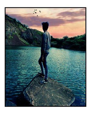 Mobile Click..... Alone.....