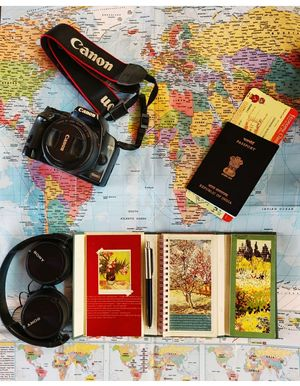 """10 budget friendly travel hacks"""