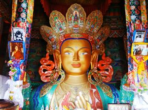Leh - Ladakh's Heartwarming Experience - The Spituk Gustor Festival!