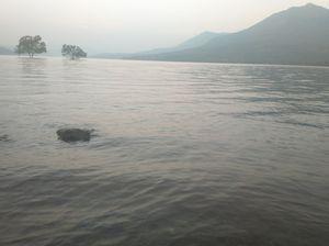 My Scooter Ride -Mulshi Lake, Pune