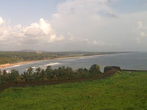 Bekal Fort, Kerala India
