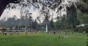 Kodaikkanal Lake park