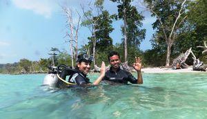 Ocean trails – Andaman & Nicobar Islands