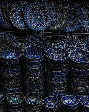 Handicraft art