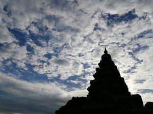 Shore Temple |  Mahabalipuram