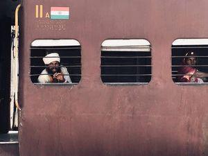Train ride at kamli ghat, Deogarh