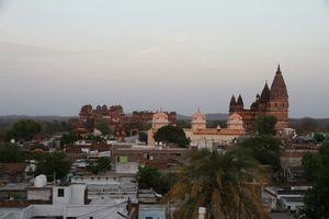 """मध्यप्रदेश की आध्यात्मिक नगरी """"ओरछा"""" जहां आज भी सिर्फ राम राज्य ही चलता है"""
