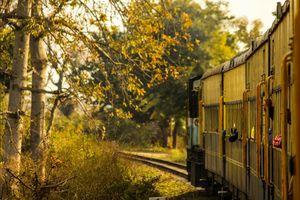 Autumn Hues: Kangra Vallery