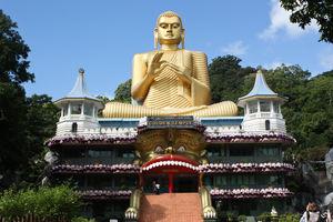 Dambulla Cave Temple 1/8 by Tripoto