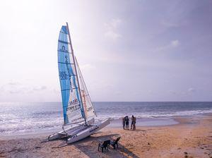 Enjoy a sun soaked Catamaran sail in Kochi