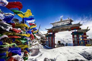 This October visit the land of dawnlit mountains to celebrate the Tawang Festival