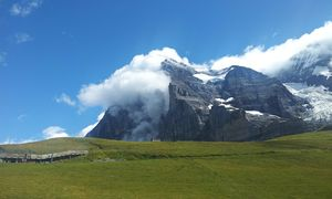 This stunningly beautiful trail is one of the most epic hikes in the Swiss Alps