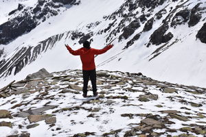 This expedition connecting Gangotri and Kedarnath is the ultimate mountaineering experience