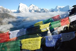 This Challenging Trek Goes Around the 8th Highest Mountain of the World