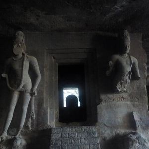 A amazing historical place: elephanta caves