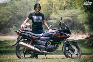 This Woman Is Travelling Around India And Smashing Through Gender Barriers On A Hundred Motorbikes