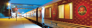Maharajas' Express: A Train Coach Exclusively For Getting Married On Wheels!