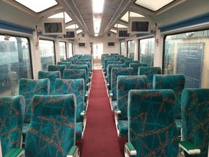 Glass Ceiling Train To Run On Kalka-Shimla Railway Line Soon