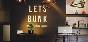 LetsBunk: Delhi's Poshtel In Hauz Khas Village For ₹1000 A Night