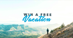 Here's How You Can Win An All-Expenses-Paid Trip To Your Dream Destination. *No Conditions Apply