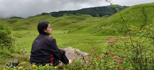 The Beautiful Dzukou Valley