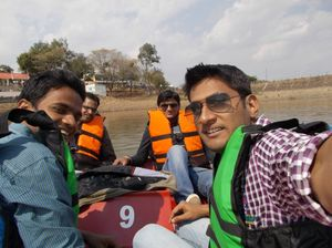 Choral Dam - Indore