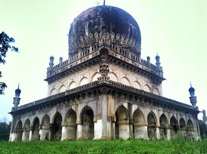 Qutab Shahi Tombs 1/1 by Tripoto