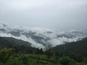 Lansdowne in Monsoon: The clouds are calling!