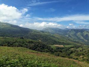 Breathtaking mullayanagiri