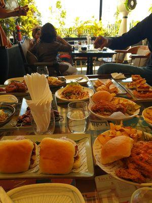 Sly Breakfast Weekend in Bangalore