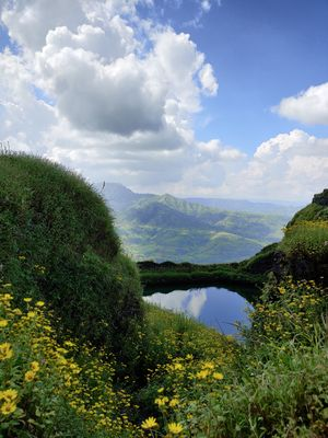 Picture Perfect Rajgad Fort