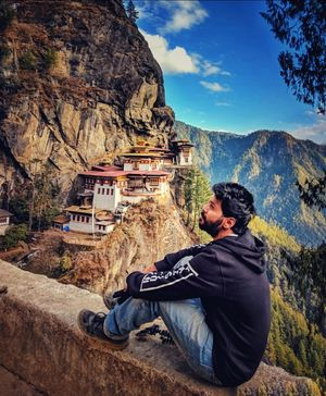 Tiger Nest Hiking in Bhutan : A photoblog #photosabroad
