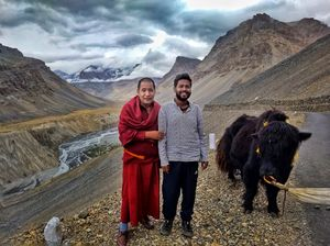 A Monk's Life : A photo story from Spiti