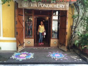 Weekend Getaway to Pondicherry!