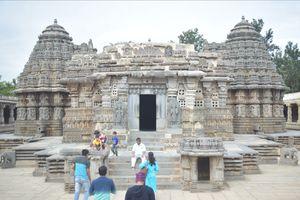 Somanathapuram temple