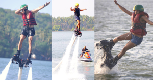 This Extreme Water Sport Has Finally Reached India and We Can't Wait to Try It