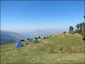 The Feat of the Serpent's Peak – Nagtibba