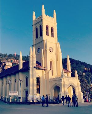 Christ Church - The second oldest church in Northern India