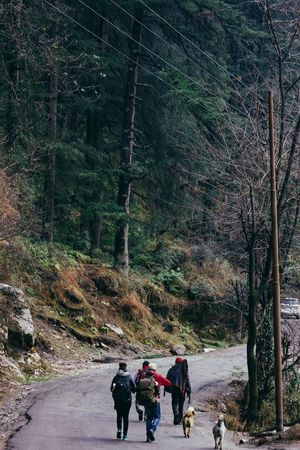 Lets the Pictures speak - Kasol, Malana, Manikaran