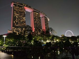 Singapore through my eyes and mind you they were spellbound!!