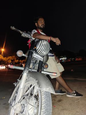 #Bullet #Trips with Brother  just an #awsome experience ????????????