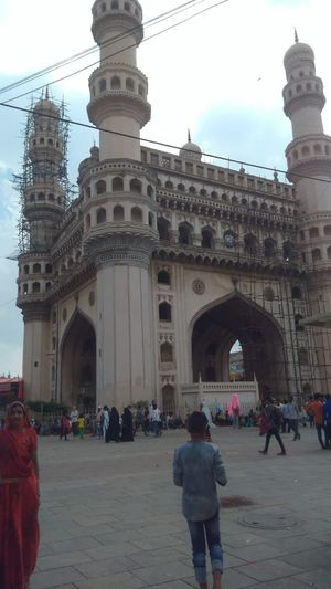 Trip to city of pearls 'hyderabad '