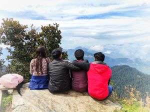 See the beauty of nature from highest peak