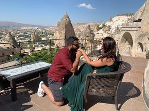 CAPPADOCIA - THE SURREAL LUNAR LANDSCAPE
