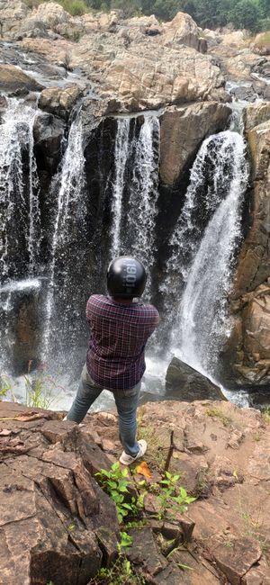 Gundichaghagi falls